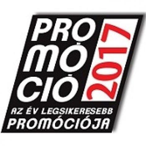 """Átadták """"Az év legsikeresebb promóciója 2017""""-díjakat"""