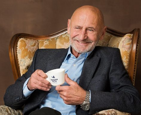 Reviczky Gábor nevű kávét dobott piacra a Berger&Co
