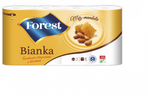 Forest Bianka toilet papers and handkerchiefs