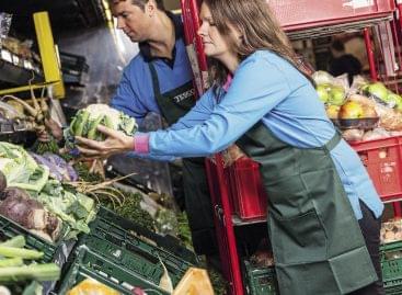 Élelmiszer-pazarlás elleni programok a Tescóban – Egyetlen falat sem veszhet kárba!