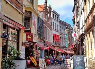 Egyre inkább hasít a belga turizmus
