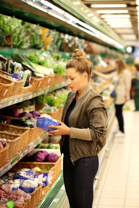 Which are the most popular FMCG retail chains?