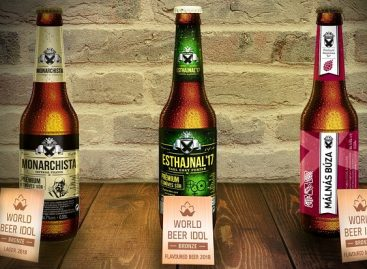 Először nyert díjat magyar lager sör a World Beer Idol cseh sörversenyen