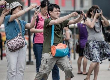 Háromszorosára nőtt a EU-ba irányuló kínai turizmus