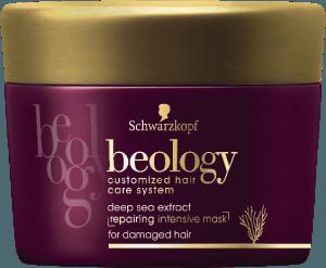 Schwarzkopf Beology premium hair care system