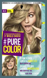Schwarzkopf #Pure Color hair colour gel
