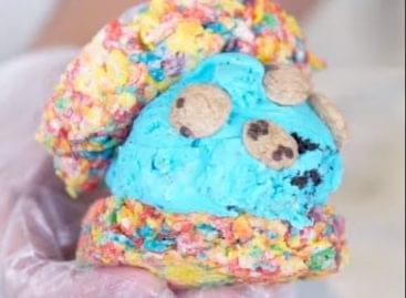 Dél-Kalifornia színpompás fagylaltjai – A nap videója