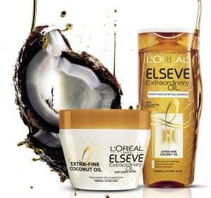 Elseve Extraordinary Oil Coco