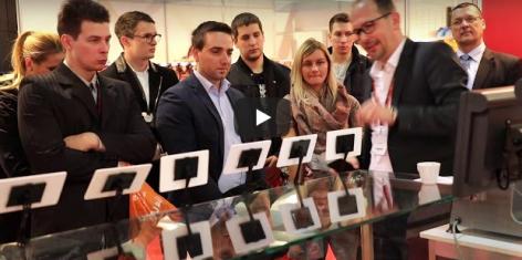 Future Store Innovations, Sirha 2018 Tóth Pál, Bizerba