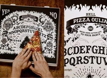 Kedvenc pizzadobozaink – A nap képe