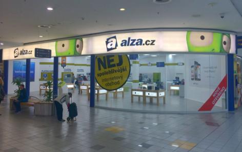Éjjel-nappal nyitva tartó önkiszolgáló üzletet nyitott az Alza