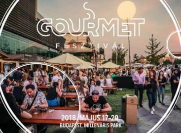 A világ tizedik legjobb étterme is bemutatkozik a Gourmet fesztiválon