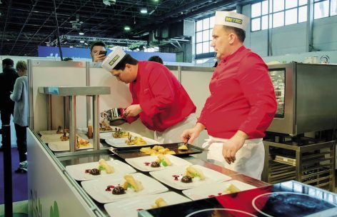 The best chefs in public sector catering
