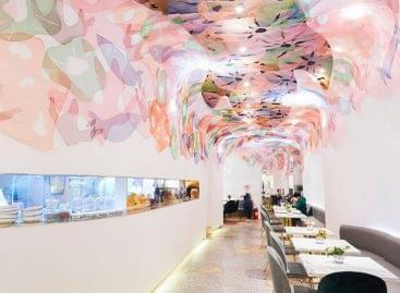 Lélegzetelállító áltengeralatti étteremdizájn – A nap képe