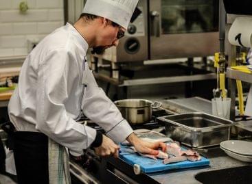 Magyar siker a nemzetközi ifjúsági szakácsversenyen