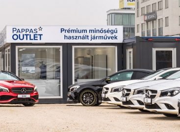 A Pappas Auto továbbra is a siker útján