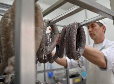 Önkormányzati húsfeldolgozó üzemet avattak Hajdúböszörményben