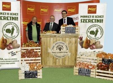 A külső nem minden: másodosztályú zöldség-gyümölcs termés átvételével támogatja a magyar gazdákat a Penny Market