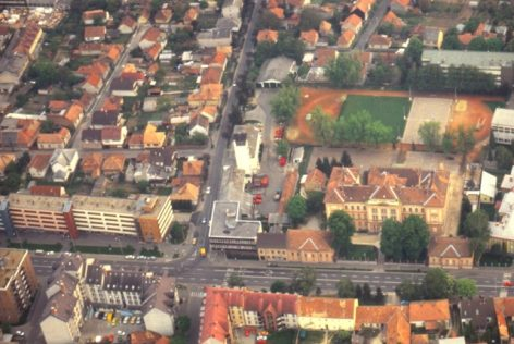 The state will build a four star hotel in Zalaegerszeg