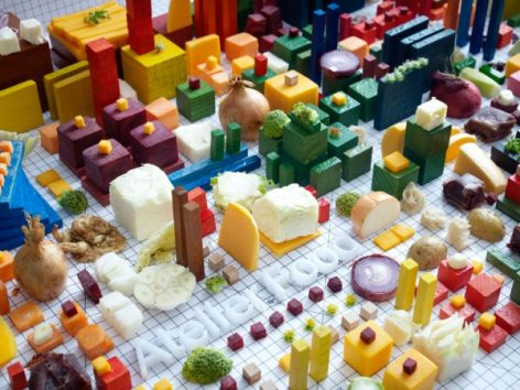 Food and exploring the future – Picture of the day