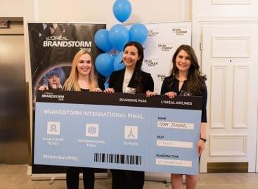 Magyar hallgatók vehetnek részt a L'Oréal Brandstorm nemzetközi döntőjén Párizsban