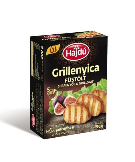 Hajdú grillenyica serpenyős & grillsajt