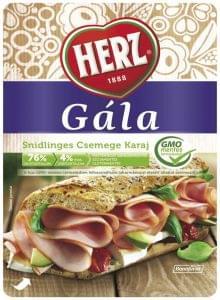 HERZ Gála GMO-free snidlinges karaj 90 g