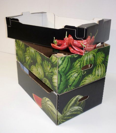 Fruit and vegetable packaging: photo-quality printing is necessary