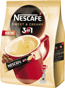 NESCAFÉ 3in1 Sweet & Creamy
