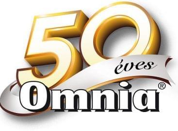 Jól teljesít az 50 éves OMNIA nagyszabású promóciója