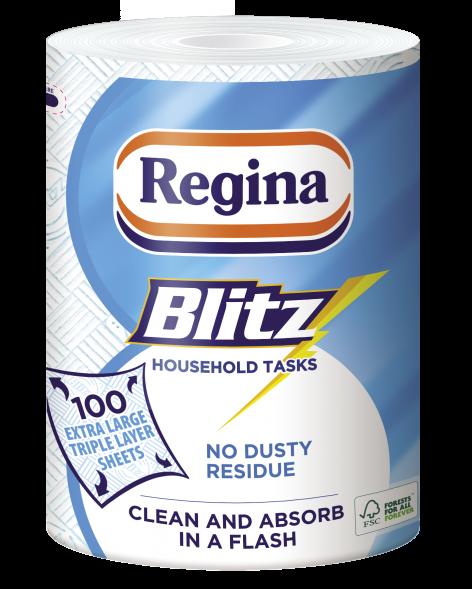 Regina Blitz paper towel