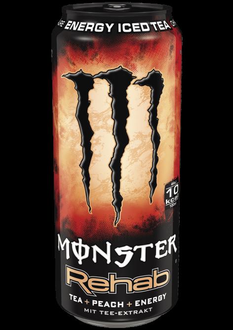 Rehab Peach / Monster Energy