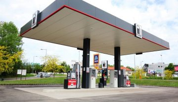 ALDI's first three discount gas stations were opened in Hungary