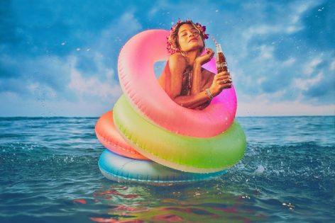 Festival in the Bottle: the Coca-Cola and the Sziget Kft. launches a joint summer promotion campaign