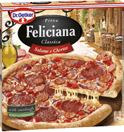 Dr. Oetker Feliciana Pizzák