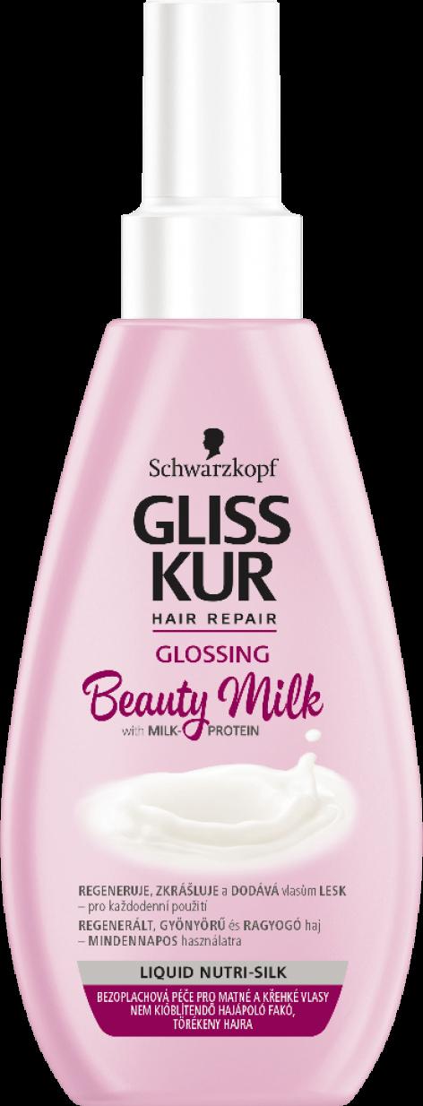 Gliss Kur Beauty Milk hajápolók