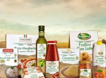 Pecsétes PL-termékek az olasz Lidl diszkontokban
