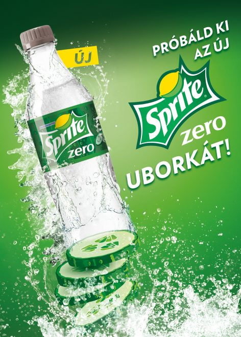 Sprite gets a refresh with new branding and Lemon Lime & Cucumber launch