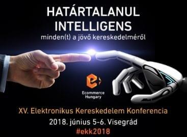 Meghívó a XV. Elektronikus Kereskedelem Konferenciára