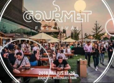 Gombóc, kaviár és pezsgő a Gourmet Fesztiválon