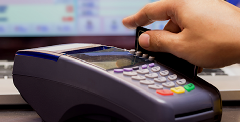 The card acceptor network was expanded with 25 percent
