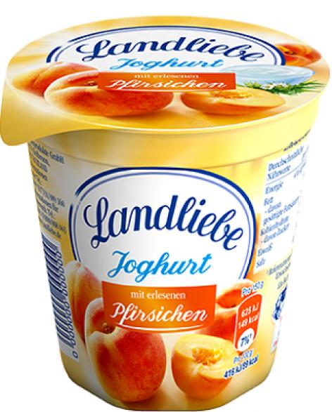 Landliebe expands with mixed fruit yogurts