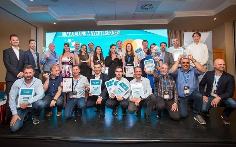 a3e8de5ae0 Nagyvállalati kategóriában a győztes a Media Markt lett, a második díjat a  Konzolvilág vitte el, míg a dobogó harmadik fokán Decathlon végzett.
