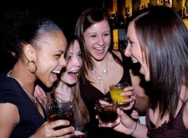 Do women drink as much as men?