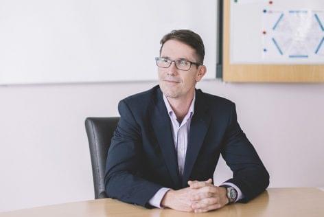 New Chief Executive at Sága