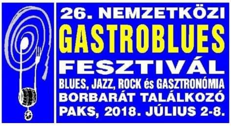 Idén is várja a közönséget a Nemzetközi Gastroblues Fesztivál