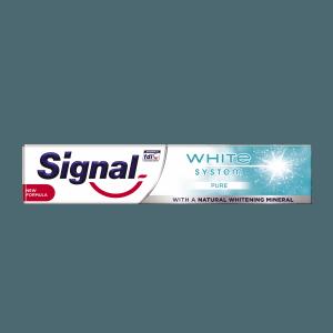 Signal White System Pure Mineral fogkrém