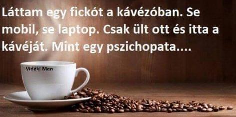 Kávézó, 21. század – A nap képe