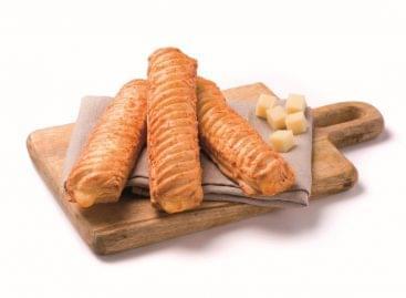 Sajtkrémes rúd az ALDI pékségében