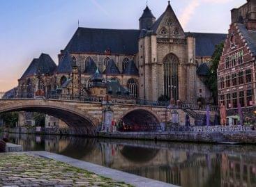 Belgiumban hétfőtől újra kinyithatnak a kereskedelmi egységek